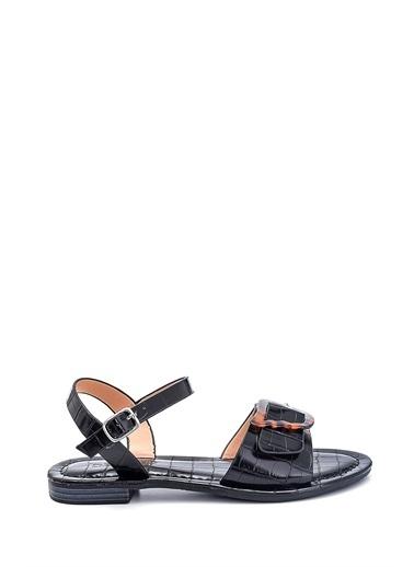 Derimod Spor Sandalet Siyah